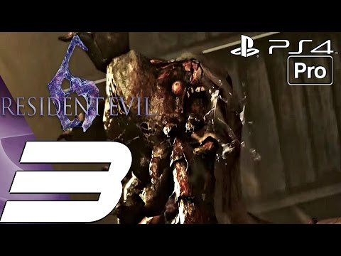 download Resident Evil 6 (PS4) - Gameplay Walkthrough Part 3 - Ubistvo Boss Fight (Ada) [1080P 60FPS]