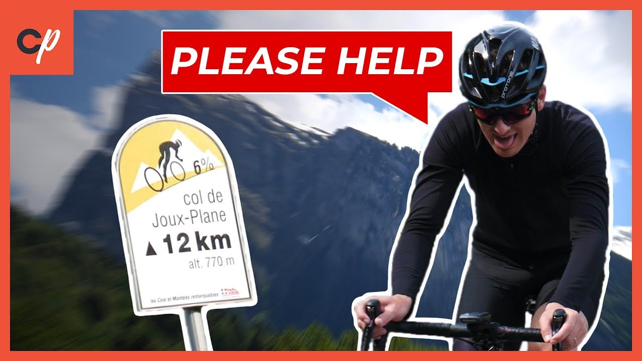Can We Survive The Climb That Broke Lance Armstrong?