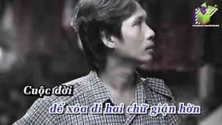 karaoke chan ly song Quach Beem