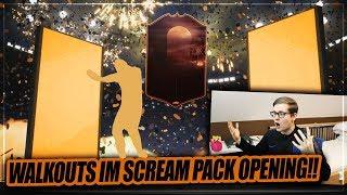FIFA 19: WALKOUTS IM XXL ULTIMATE SCREAM PACK OPENING! 😱😱 FIFA 19 Ultimate Team (Deutsch)