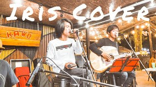 Download Video Goo Goo Dolls - Iris LIVE ( Acoustic Cover By SSTANZA BAND ) MP3 3GP MP4