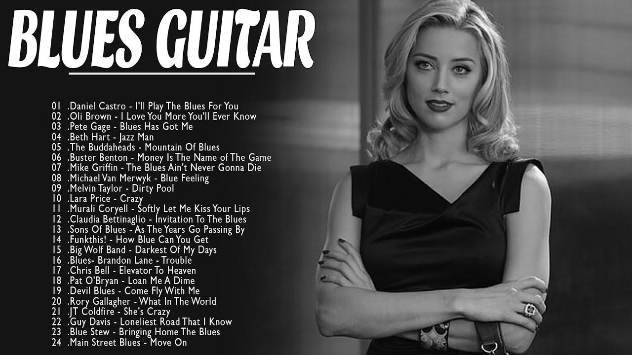 Download Jazz Blues Music   Best Jazz Blues Songs Ever - Best Of Slow Blues/Rock#1   List Of Best Blues Songs