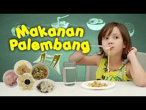 KATA BOCAH tentang Pempek, Tekwan, Pindang Patin (Makanan Palembang) | #11