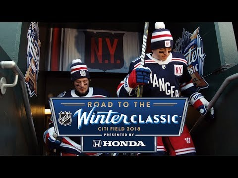 Road to the NHL Winter Classic: Episode 4