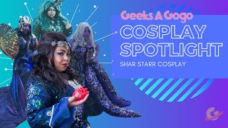 Cosplay Spotlight: Shar Starr Cosplay
