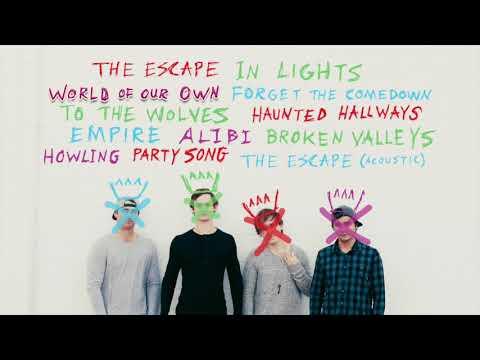 Between Kings - The Escape Full Album Stream