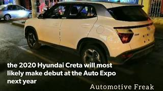 Hyundai Creta 2020  |  Next generation Creta 2020 launch date , prices .