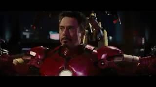 Видеоклип на фильм Железный человек 2