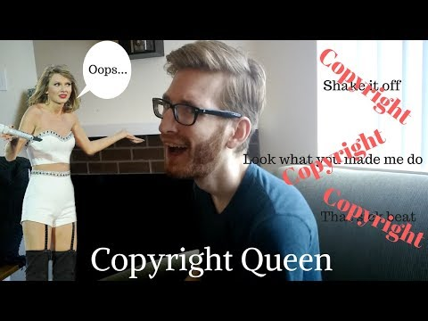Phrases That Taylor Swift Has Copyrighted
