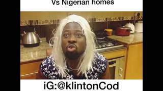 comedy video Klintoncod   Attention Seeking In Africa vs British Homes