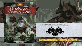 Game Geeks #261 Shadow of the Demon Lord by Robert J. Schwalb