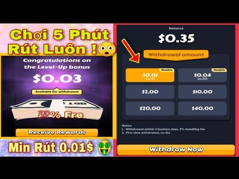 [ Đã Rút ] App Mới Kiếm Tiền Free Chơi 5 Phút Rút - PHN Kiếm Tiền Online