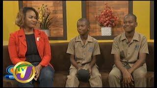 TVJ Smile Jamaica: Channeling Kids Anger - November 7 2019