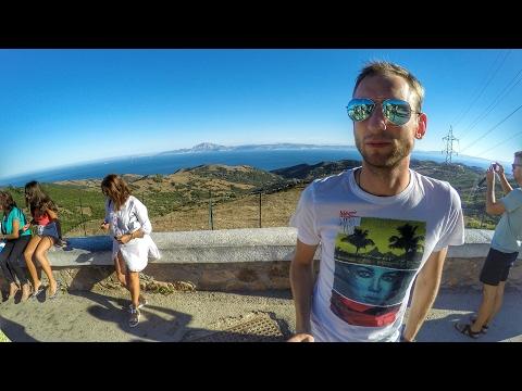 GoPro Spain Portugal | Travel selfie vacation | Trip Summer (Русские туристы в Испании и Португалии)