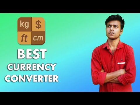 Best Currency Converter For Android, Doller To Inr Calculate Apps For Android