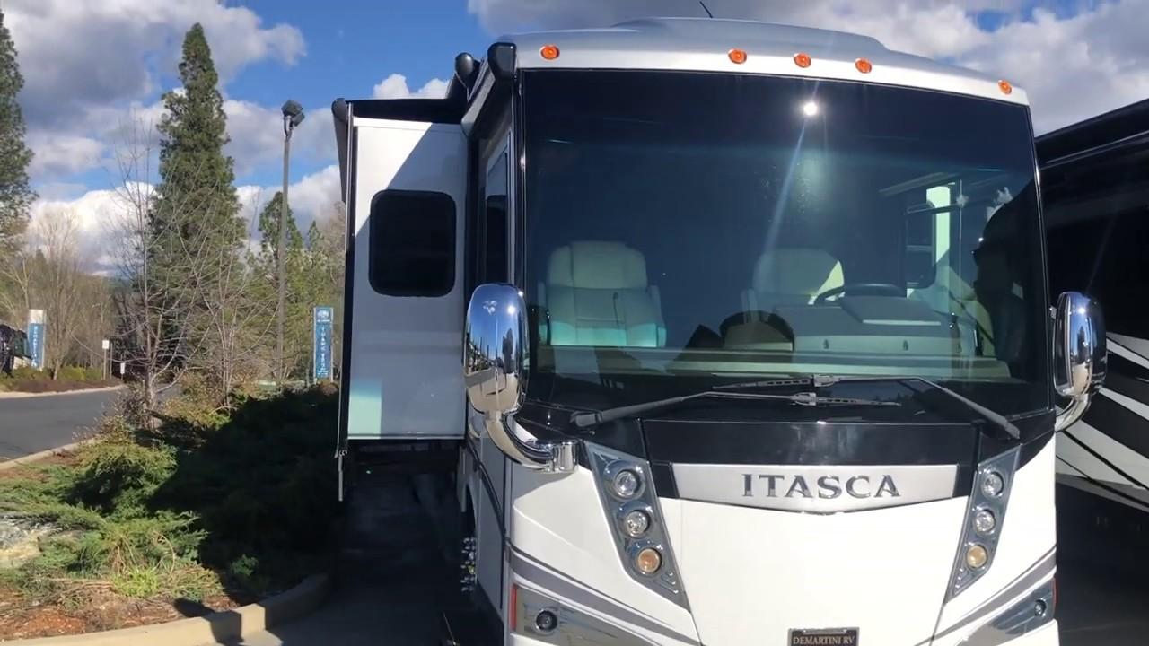 2016 Winnebago Itasca Ellipse 42HD luxury diesel motorhome