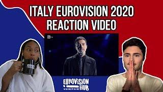 Italy | Eurovision 2020 Reaction | Diodato - Fai rumore