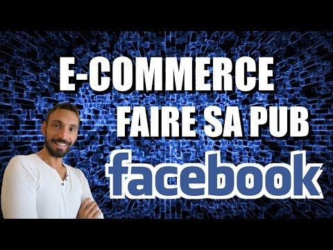 CRÉER UNE VIDÉO PUB FACEBOOK POUR PRODUIT E-COMMERCE
