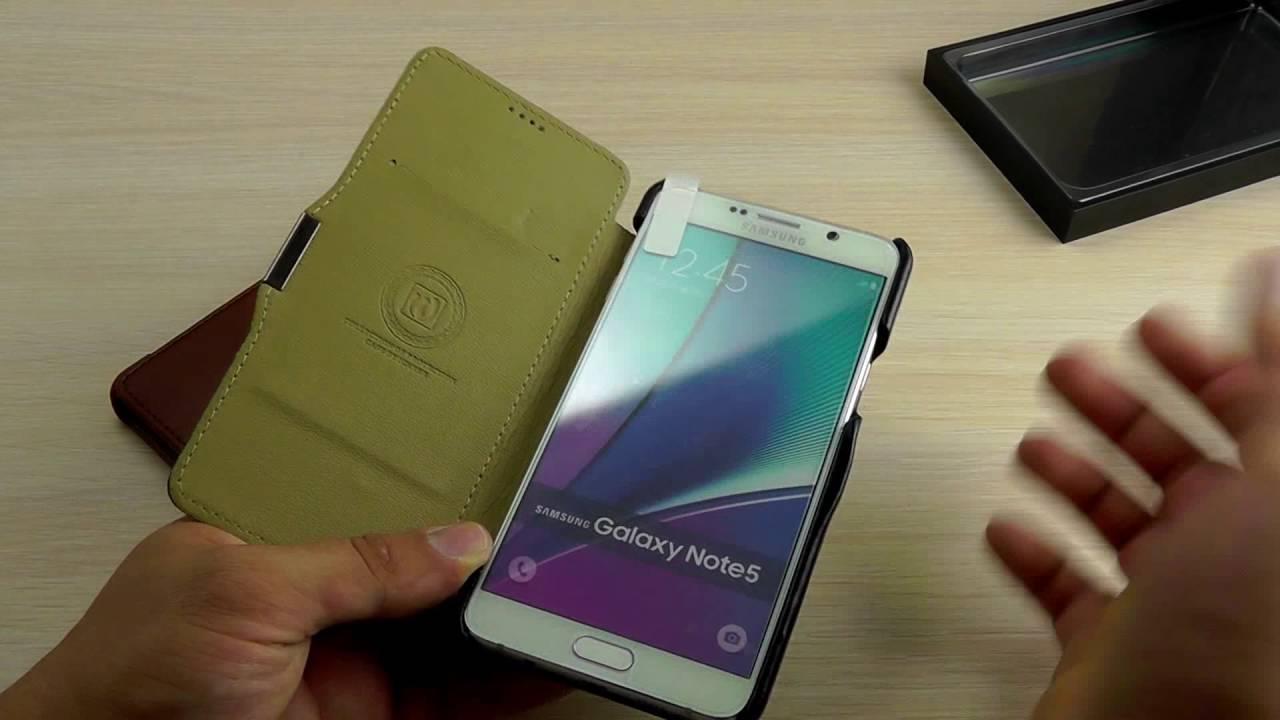 Видео обзор Samsung Galaxy Note 5 (100% копия) - Купить в Украине .