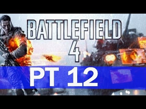 Battlefield 4 - Walkthrough - PT12 - Out of the Ice