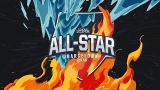 All-Star 2016 - Dia 1