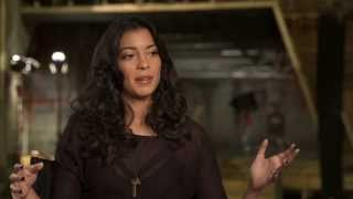 "Spectre: Stephanie Sigman ""Estrella"" Behind the Scenes Movie Interview"