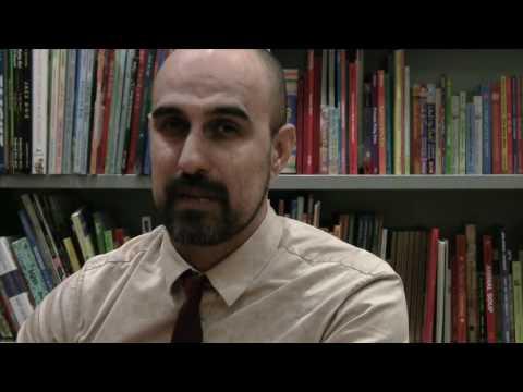"Author Hari Kunzru talks about his book ""Gods Without Men"""
