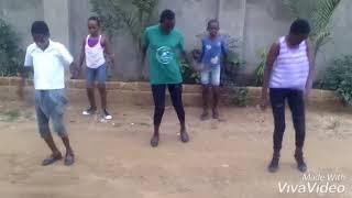 Nakolamu dance video by the magic dancer's crew