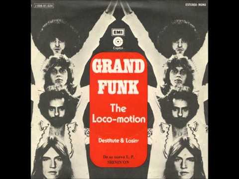Grand Funk Railroad - The Loco-Motion (HD) (1080p) - YouTube