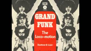 Grand Funk Railroad - The Loco-Motion (HD) (1080p)