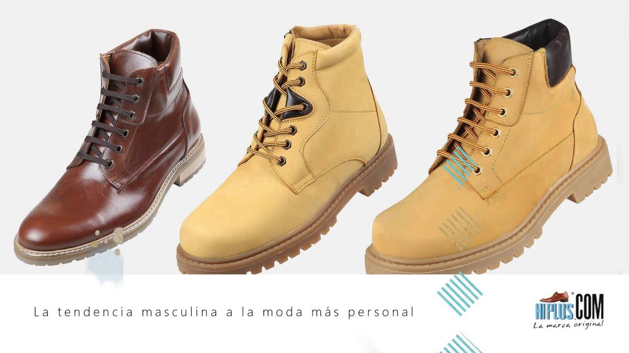 063d7a1f HiPlus.com | calzado con alzas para hombres - Porque la moda eres tú ...