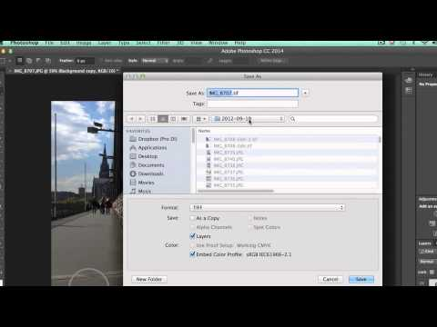 Photoshop Playbook: Image File Formats Explained: When to Save As What