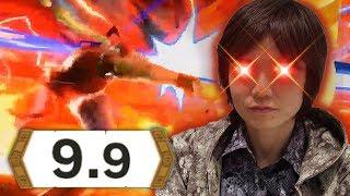 Masahiro Sakurai plays Super Smash Bros Ultimate: Terry Bogard Classic Mode 9.9 - MAX INTENSITY
