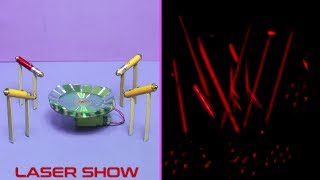 Home made Laser Project | Make a Laser at Home | How do make Laser | Cool ideas with making Laser