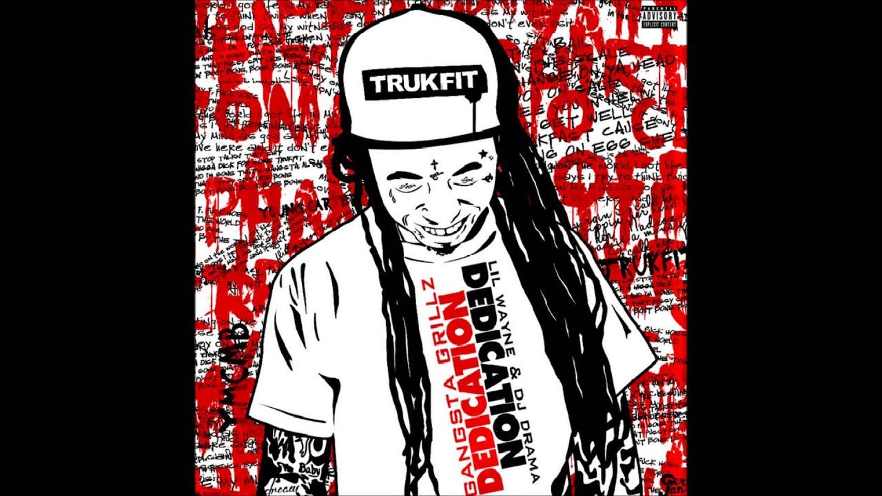 Lil Wayne - Versace Freestyle (Dedication 5) - YouTube