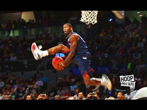 Doug Anderson DESTROYS The 2013 College Dunk Contest!!!