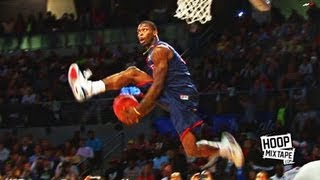Doug Anderson DESTROYS The 2013 College Dunk Contest!!! Video