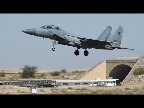 Saudi Arabia: Coalition downs Yemeni rebel missile near Mecca