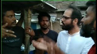 Kunal Kamra Vs Bajarang Dal Fight ||  Kunal Kamra Compaigning For Kanhaiya Kumar in Begusarai