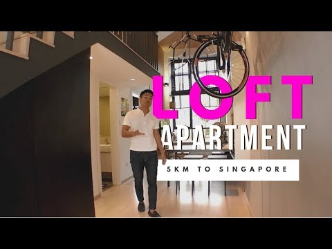 Sunway GRID Loft Living, Customisable Apartment