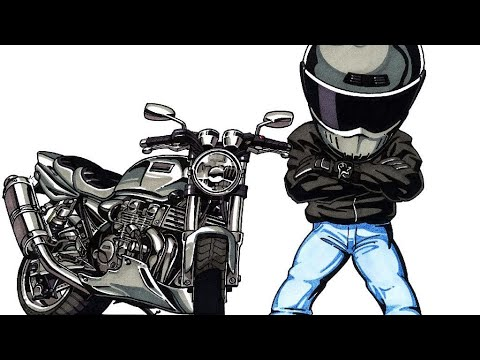 Светоотражающие Наклейки на мотоцикл Honda F4i