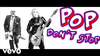 Kim Wilde - Pop Don't Stop (Official Video)
