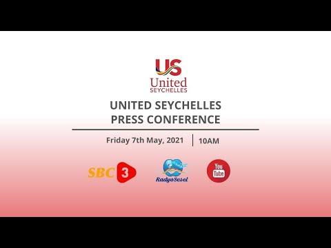 SBC | LIVE  - United Seychelles Press Conference - 07.05.202