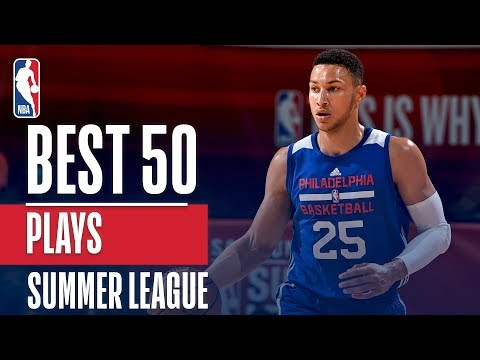 Best 50 Plays in NBA Summer League History