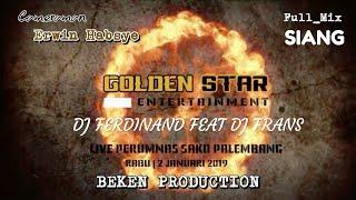 Gambar cover Full Dj GoldenStar Live Perumnas ( Siang ) | Dj Ferdinand 🆚 Dj Frans