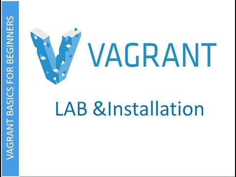 Vagrant | LAB Details and Installation