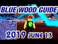 Lumber Tycoon 2 - BLUE WOOD - 2019 June 13