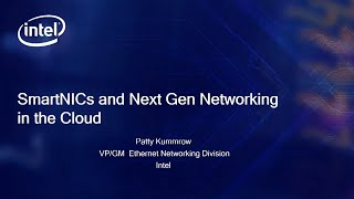 Smartnics And Nextgen Networking In The Cloud | Cloud Networking Meetup 2018