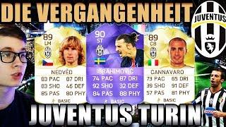 FIFA 16: ULTIMATE TEAM (DEUTSCH) - DIE VERGANGENHEIT - Juventus Turin! [7 LEGENDS OMG NEDVED!] #43