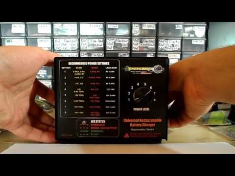 4 - Taking apart Bedini Universal Charger 1AU EnergenX SCAM. Battery KILLERS!